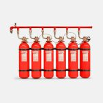 Home Fire Extinguisher Gas Type