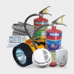 Home Safety Kit For A 3-BHK House Premium